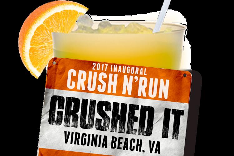virginia beach event crush n run