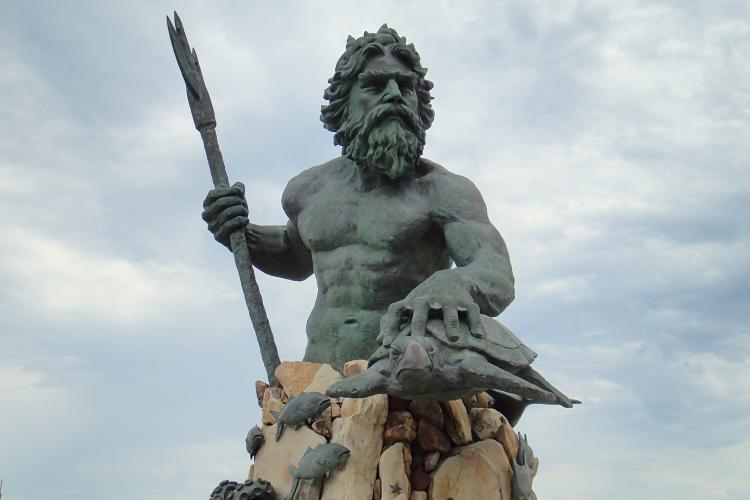 Neptune Festival in Virginia Beach