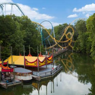 virginia beach attraction busch gardens williamsburg