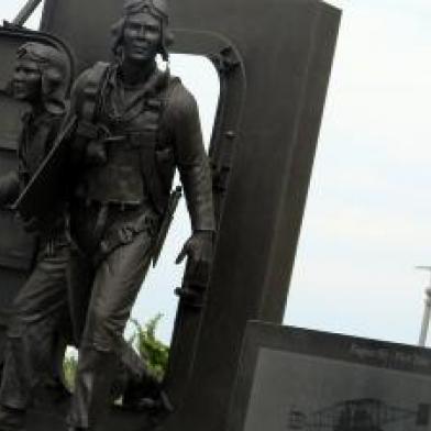 Virginia Beach attraction Naval Aviation Monument