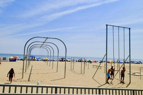 Hillier Ignite Park Virginia Beach attraction