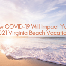 COVID virginia beach vacation