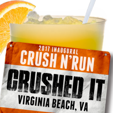 virginia beach event crush n run