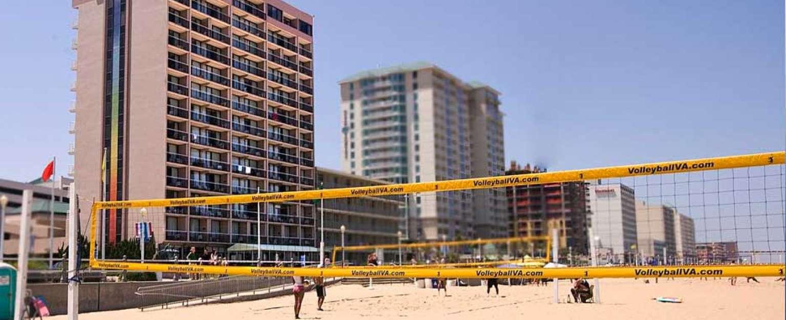 Virginia Beach hotel on Oceanfront